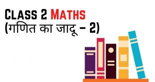 [Pdf] NCERT Books For Class 2 Maths (गणित का जादू – 2) Download